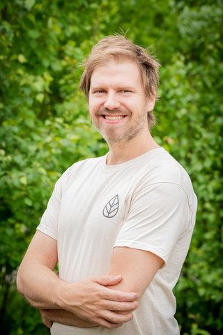 Vuoden luonnontuotetoimija 2019 Petri Koivisto Kuva Yrttipaja